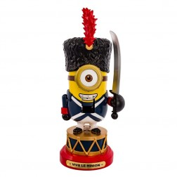 "Image of 10""Minion Nutcracker"
