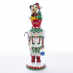 "Image of 14"" Hollywood Mickey Nutcracker"