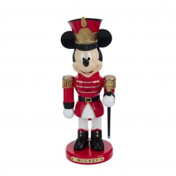 "Image of 10""Mickey Marching Band Nutcracker"