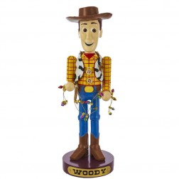 """Image of 11""""Toy Story Woody Nutcracker"""