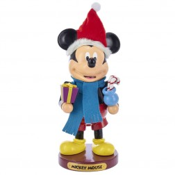 """Image of 11""""Wooden Mickey Mouse Nutcracker"""