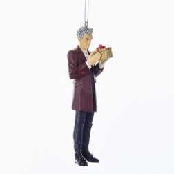 """5"""" Doctor Who 12th Doctor Figure Ornament"""