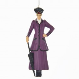 """5"""" Doctor Who Missy Ornament"""