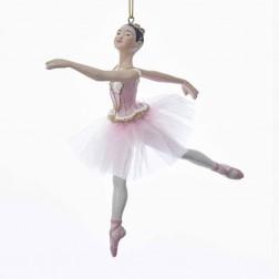 "Image of 5.75""Resin Asian Ballerina Orn"