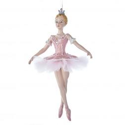 "Image of 6""Sleeping Beauty Ballerina Orn"