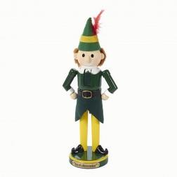 """Image of 11""""Wdn Buddy The Elf Nutcracker"""
