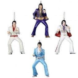 "Image of 4.5""Resin Elvis Jumpsuit Orn 4/A"