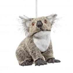 "Image of 3""Furry Koala Bear Orn"