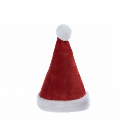 "12"" Toddler Santa Hat"