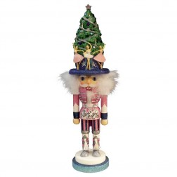 "Image of 18"" Wood Ballet Nutcracker"