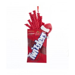 """Image of 5.75""""Resin Twizzlers W/Hat Orn"""