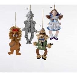 "4.5"" Wonderful World of Oz Puppet Ornament"