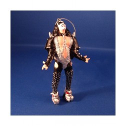 "Image of 4.5""Kiss The Demon Blow Mold Orn"