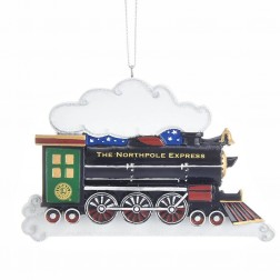 "Image of 2.875""Lionel North Pole Express Orn"