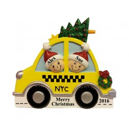 Image for New York Taxi Family Table Top-2
