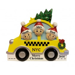 New York Taxi Family Table Top-3