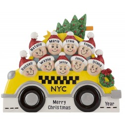 Image for New York Taxi Family Table Top-9