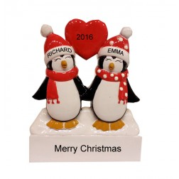Penguin Family of 2 Table Top