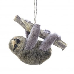 "Image of 4.5""Buri Sloth Orn"
