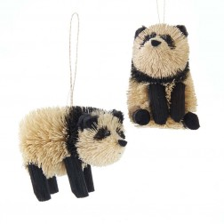 "Image of 3-3.5""Buri Sit/Standing Panda Orns"