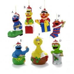 "4-5"" Sesame Street Ornament"