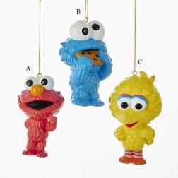 "3-3.5"" Sesame Street Cutie Ornament"