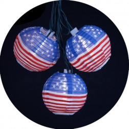 Image of 4th of July Christmas Light