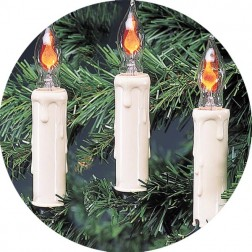 Flicker Flame Candle Light Set